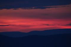 Shenandoah Sunset (bbosica20) Tags: skyline virginia shen shenandoah skylinedrive shenandoahnp