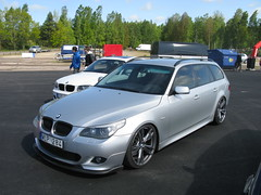 BMW 535d Touring e61 (nakhon100) Tags: cars bmw touring e61 5series 535d 5er