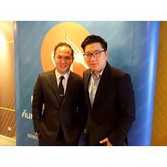 """#iczzLecturer2015 048 04062015  บรรยาย """"เจาะลึกเทคนิคการบริหารสื่อออนไลน์ให้ได้ผลสูงสุดสำหรับเจ้าของร้านอาหารยุคใหม่"""" จัดโดย #Wongnai และ ธนาคารกรุงศรีอยุธยา ขอบคุณพี่ @yod_wongnai ที่ให้เกียรติเชิญมาบรรยายครับ"""