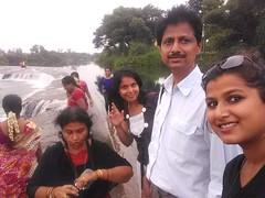 IMG_20150602_175216 (umakant Mishra) Tags: mysore krsdam karnatakatourism manmadewaterfall kaveririver balamurifalls yedmurifalls mysoresightseeing umakantmishra