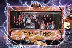 Tower of terror (Elysia in Wonderland) Tags: birthday vacation holiday paris france tower june emily twilight ride disneyland disney terror pete photopass rhys zone elysia 2015