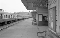 Photo of Lostwithiel station (8), 1975