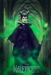 Maleficent (Toy Photography Addict) Tags: doll disney maleficent dollphotography toyphotography clarkent78 jeffquillope toyphotographyaddict dollphotographyaleficent