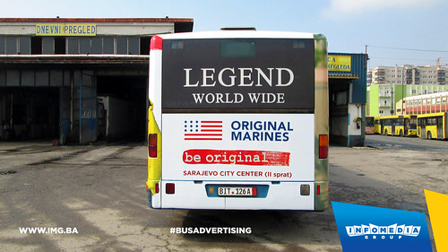 Info Media Group - Legend, Original Marines, BUS Outdoor Advertising, Sarajevo 04-2015 (3)