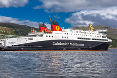 Loch Seaforth (Alan-Jamieson) Tags: ferry scotland ships westcoast touristattraction hebrides harbours ullapool westhighlands highlandsandislands westcoastofscotland summer2015
