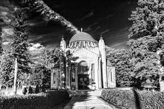 Uxbridge Onatrio ~ Canada ~ The Thomas Foster Memorial Temple ~ Landmark