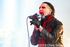 Marilyn Manson @ The End Times Tour, DTE Energy Music Theatre, Clarkston, MI - 08-05-15