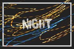 • n i g h t • (Francesco Palmeri) Tags: street city urban night canon dark twilight lightpanting canonixus160