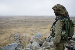 Givati Trains in Northern Israel (Israel Defense Forces) Tags: infantry soldiers idf givati groundforces