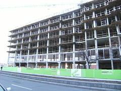 DSCF0137 (bttemegouo) Tags: 1 julien rachel construction montral montreal rosemont condo phase 54 quartier 790 chateaubriand 5661
