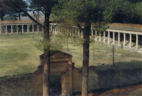 A Palestra de Pompeia