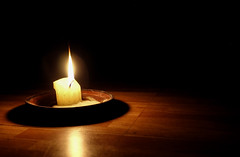 Candle In The Storm (OJ A) Tags: candle light darkness dark hope slowshutter negativespace flame burning heattemperature illuminated closeup lightingequipment nopeople diyaoillam pindoors oillamp blackbackground cultures diwali tealight diyaoillamp indoors
