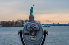 Liberty State Park Tourist (Nikon D500 Shooter) Tags: libertystatepark statusofliberty newjersey