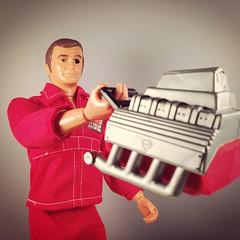 Engine Block (WEBmikey) Tags: toys sixmilliondollarman smdm kenner