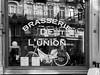 Brasserie de L'Union (a.m.a. (alb_yester)) Tags: bruselas brussels béglica belgium stgiles bw blackandwhite monochrome