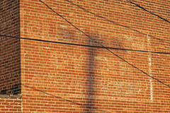 Faded Ghost Sign, Salem, IL (Robby Virus) Tags: salem illinois il faded ghost sign ad advertisement forgotten brick wall