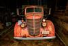International (KPortin) Tags: truck abandonedtruck barn rustyandcrusty rusting abandoned oregon htt