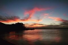 Beautiful sunset (MAZIIAR.EA) Tags: skyphotography sky wellingtonpoint brisbane queensland australia nikond5300 nikon sunsetphotography maziiar maziiarphotography maziiarea nature beautyofnature longexposure sunset