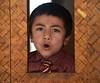 Sing along, India 2016 (reurinkjan) Tags: india 2016 ©janreurink himachalpradesh spiti kinaur ladakh kargil jammuandkashmir singingboy peeked school schoolhouse child shakar