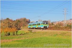 Cesantes (Pablo Martinez Perez) Tags: 596 tren turistico galicia redondela pontevedra vigo cesantes