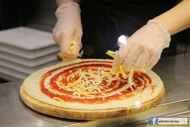 愛翻派美式Pizza店南港222