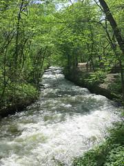Minnehaha Creek (vapspwi) Tags: minneapolis minnesota minnehaha park creek