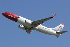 EI-FHB - LGW (B747GAL) Tags: norwegian boeing b737800 henrik wergeland lgw gatwick egkk eifhb