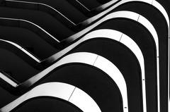 Marco Polo Waves (frank_w_aus_l) Tags: hamburg architecture monochrome sw noiretblanc netb bw marcopolotower waves abstract nikon d7000 deutschland de contrast