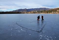 I miei Amori Grandi (illyphoto) Tags: love amore cuore heart ice ghiaccio freddo frozen lagodimontorfano montorfano lagodimontorfanogelato photoilariaprovenzi illyphoto