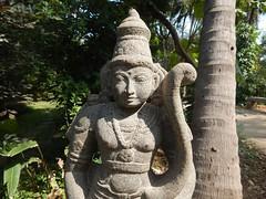 The Legend Kuchipudi Dancer Dr. Vyjayanthi Kashi's Shambhavi School of Dance Outside Photography By Chinmaya M.Rao  (101)