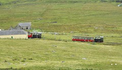 Snowdon Mountain Railway - Aug. 2009