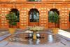 Real Alcazar (hans pohl) Tags: espagne andalousie séville alcazar architecture arches fountains fontaines trees arbres