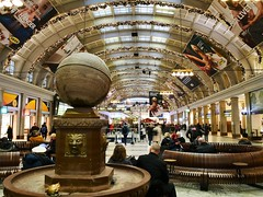 Gare centrale de Stockholm (gregory.tetsios) Tags: lumixg7 panasonic suède sweden gare