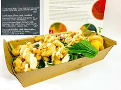 Crispy squid salad (garydlum) Tags: salad woden squid canberra urbanbean calamari phillip australiancapitalterritory australia au