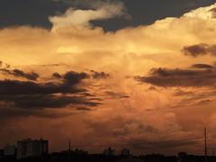 (IgorCamacho) Tags: pr anoitecer sunset cumulonimbus verão summer clouds nuves nuvens nubes tormenta storm tempestade sky cielo céu nature natureza