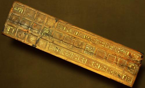 "Senet - Lujoso sistema de objetos lúdicos obsequio del dios Toht a la faraona Nefertari • <a style=""font-size:0.8em;"" href=""http://www.flickr.com/photos/30735181@N00/32399618481/"" target=""_blank"">View on Flickr</a>"