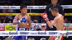 ฟ้าใหม่ ดาบรันสารคาม vs เพชรสีนิล คองคาร์เตอร์ยิม @มวยไทย 7 สี ย้อนหลัง