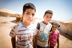Syrian Children in Need