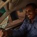 Driving through Hargeisa, Somaliland