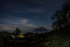 Camping Gunung Prau