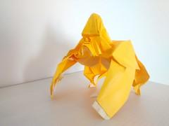 Gorilla (corvo_nero) Tags: paper origami gorilla hung nguyen cuong