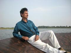 Boating-kaveri-kapila-sangam-(Narsipura)-22 (umakant Mishra) Tags: boating rowingboat karnatakatourism flatboat kaveririver metalboat kapilariver umakantmishra trivenisangama tribenisangama gunjanarasimhatemple tnarsipura tirumakudalunarsipura