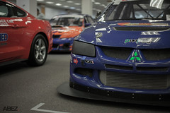 EVO (AbezMedia) Tags: race puerto media evolution racing rico circuit lancer evo abez mitsubichi stancenation