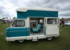 1960 STANDARD ATLAS CAMPER VAN (shagracer) Tags: home triumph atlas motor van standard camper leyland dormobile caravanette 9237cr