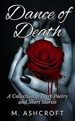Book Cover Dance Death (Vikki Jane) Tags: design bookcover