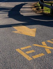 ...(>EX... (Beeke...) Tags: road signs abstract minimalist linescurves minnimal