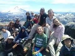cumbre Cerro Capilla