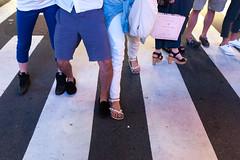 Shinjuku Weekends (Benicio Murray) Tags: street travel party people feet japan night tokyo candid late maciej 2015