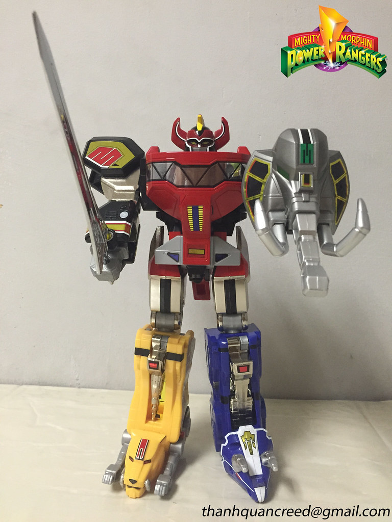The World's newest photos of dx and zyuranger - Flickr Hive Mind