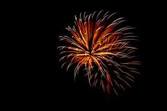 Hook 'em (therealjoeo) Tags: show ut texas fireworks universityoftexas longhorns taylor fourthofjuly burst 4thofjuly july4
